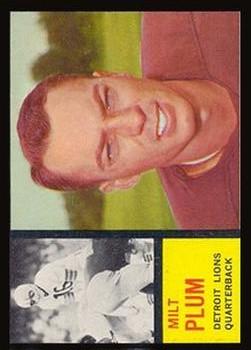 1962 Topps #50 Milt Plum