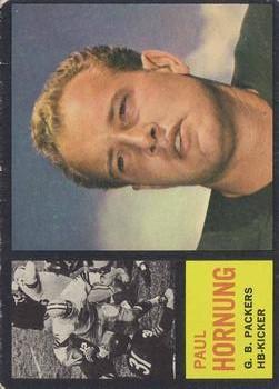 1962 Topps #64 Paul Hornung SP