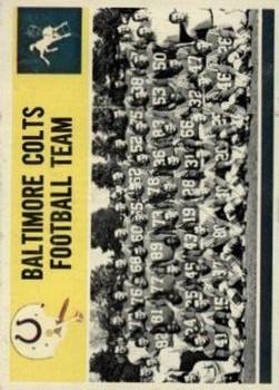 1964 Philadelphia #13 Baltimore Colts