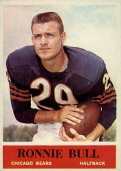 1964 Philadelphia #16 Ronnie Bull