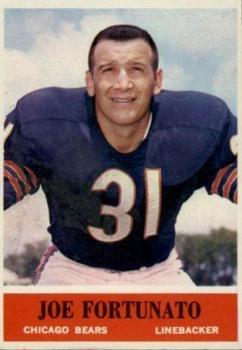 1964 Philadelphia #18 Joe Fortunato