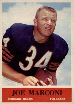 1964 Philadelphia #20 Joe Marconi
