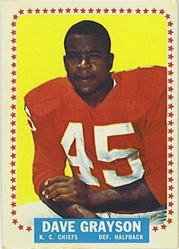 1964 Topps #97 Dave Grayson RC