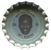 1965 Coke Caps National NFL #C68 Mel Renfro