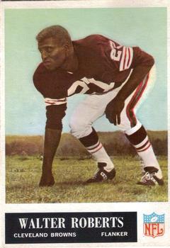 1965 Philadelphia #38 Walter Roberts RC