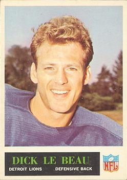 1965 Philadelphia #64 Dick LeBeau RC