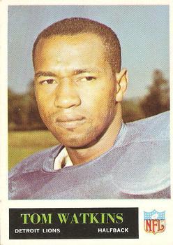 1965 Philadelphia #69 Tom Watkins RC