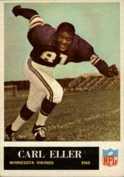 1965 Philadelphia #105 Carl Eller RC