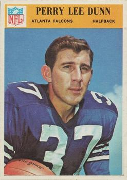 1966 Philadelphia #4 Perry Lee Dunn RC