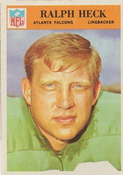 1966 Philadelphia #7 Ralph Heck RC