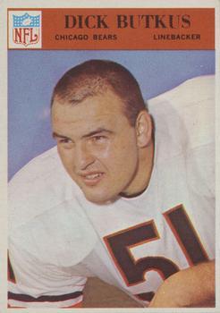 1966 Philadelphia #31 Dick Butkus RC
