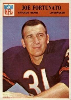 1966 Philadelphia #33 Joe Fortunato