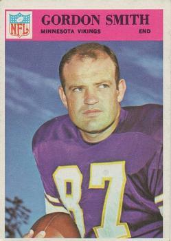 1966 Philadelphia #113 Gordon Smith RC