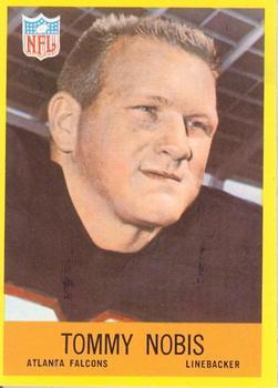 1967 Philadelphia #7 Tommy Nobis RC