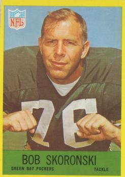 1967 Philadelphia #81 Bob Skoronski RC