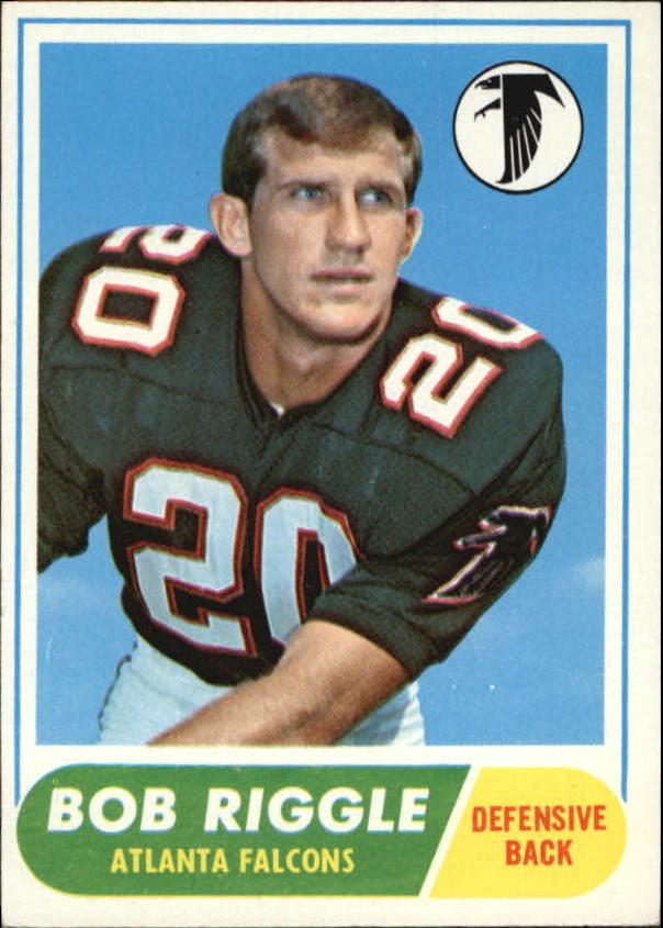 1968 Topps #73 Bob Riggle RC