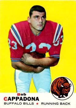 1969 Topps #40 Bob Cappadona RC