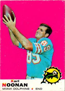 1969 Topps #90 Karl Noonan RC