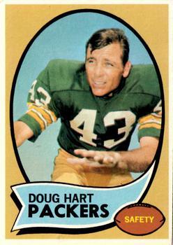 1970 Topps #2 Doug Hart RC