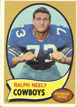 1970 Topps #4 Ralph Neely RC