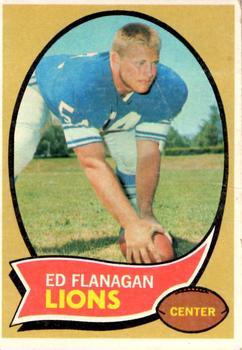 1970 Topps #11 Ed Flanagan RC