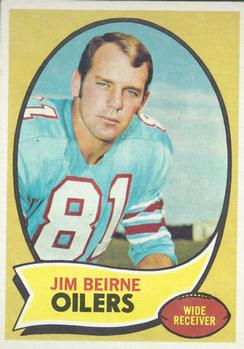 1970 Topps #19 Jim Beirne RC