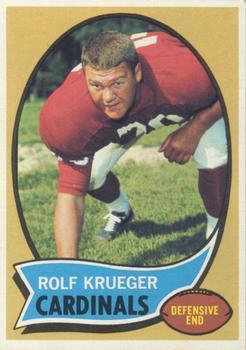 1970 Topps #26 Rolf Krueger RC