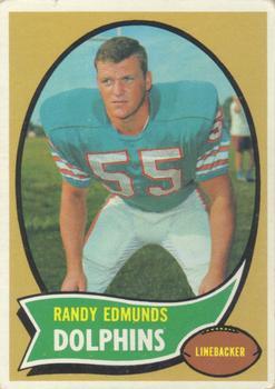 1970 Topps #34 Randy Edmunds RC