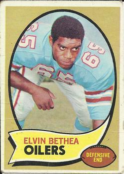 1970 Topps #43 Elvin Bethea RC