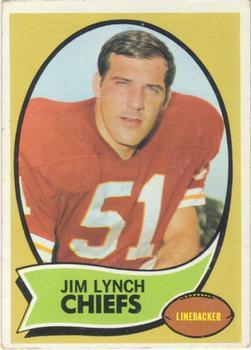 1970 Topps #51 Jim Lynch RC