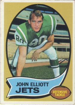 1970 Topps #54 John Elliott RC