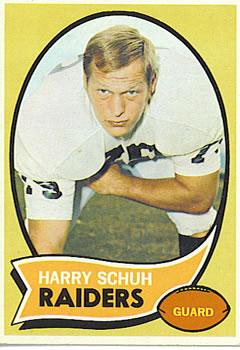 1970 Topps #224 Harry Schuh