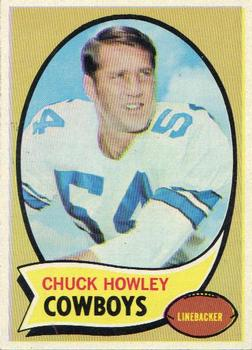 1970 Topps #228 Chuck Howley