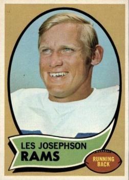1970 Topps #253 Les Josephson