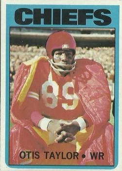 1972 Topps #10 Otis Taylor