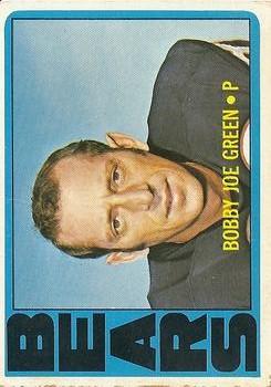 1972 Topps #11 Bobby Joe Green