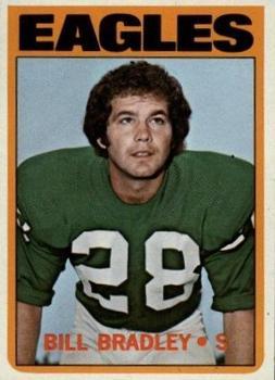 1972 Topps #45 Bill Bradley RC