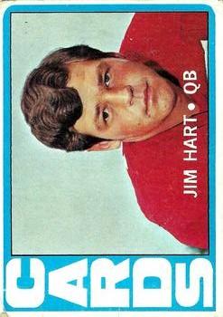 1972 Topps #88 Jim Hart