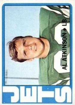 1972 Topps #159 Al Atkinson