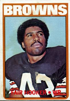 1972 Topps #239 Fair Hooker RC