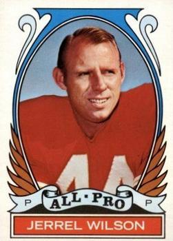 1972 Topps #276 Jerrel Wilson AP