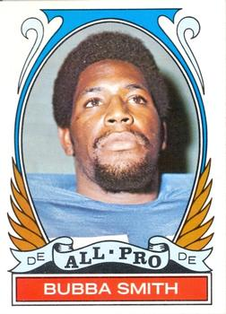1972 Topps #278 Bubba Smith AP