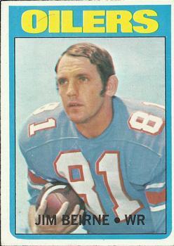 1972 Topps #313 Jim Beirne