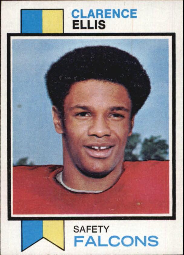 1973 Topps #9 Clarence Ellis RC