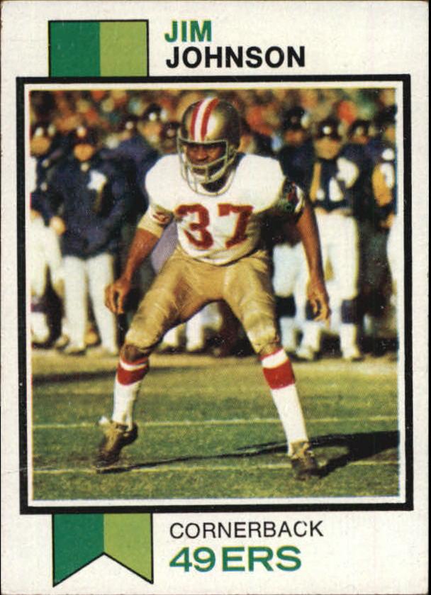 1973 Topps #20 Jim Johnson