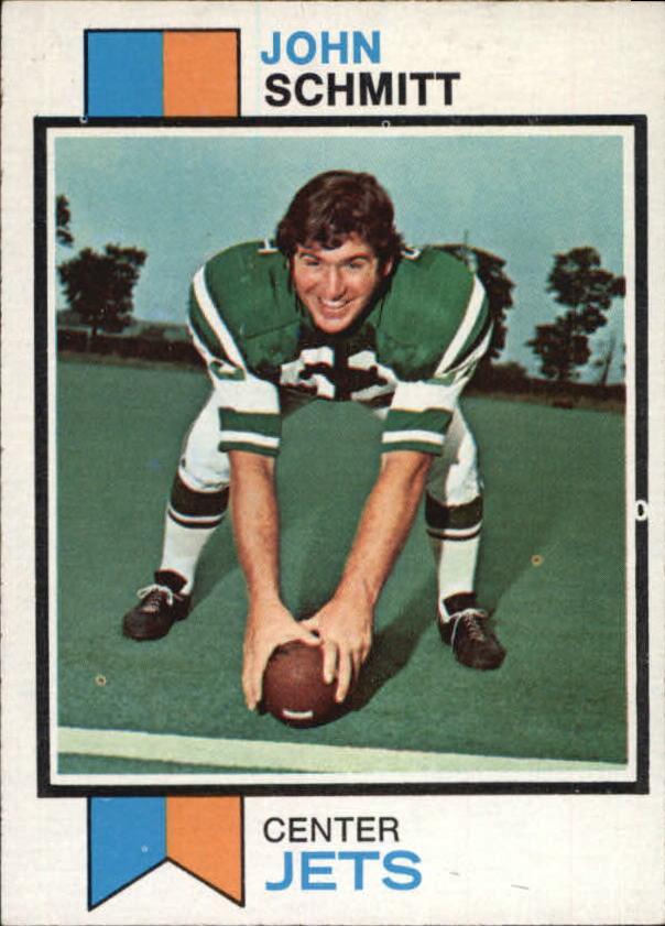 1973 Topps #24 John Schmitt RC