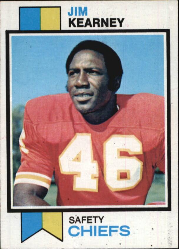 1973 Topps #32 Jim Kearney RC