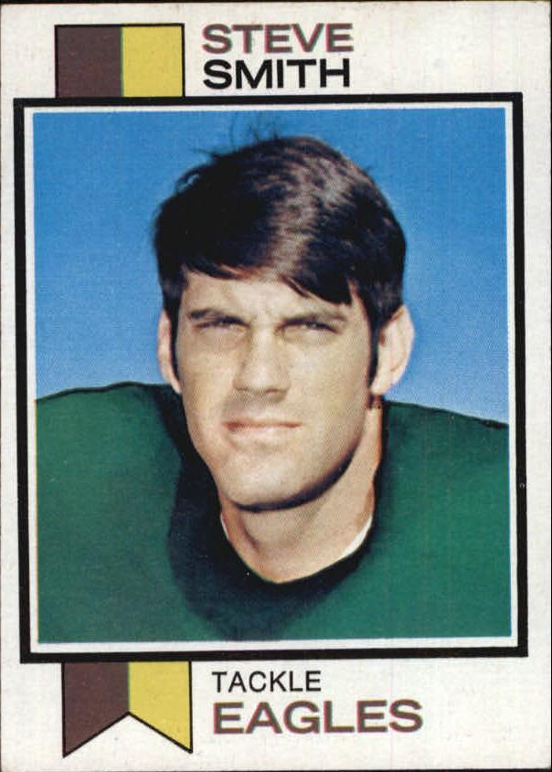1973 Topps #33 Steve Smith T RC