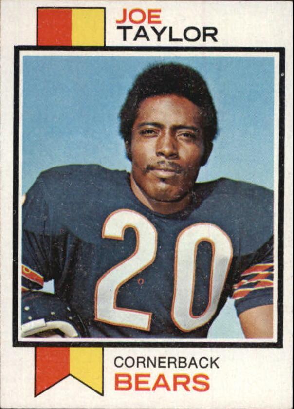 1973 Topps #37 Joe Taylor RC