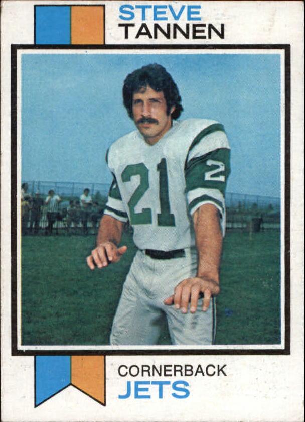 1973 Topps #54 Steve Tannen RC
